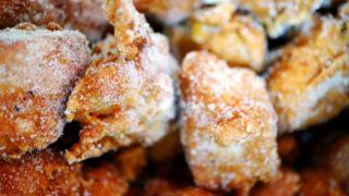 土曜は何する|冷凍豆腐のからあげの作り方レシピ!7月25日
