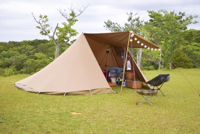 ヒロシとサトシのソロキャンプで使われた道具まとめ!大野智も愛用グッズ
