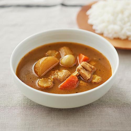 【8位】チキンとごろごろ野菜のスープカレー